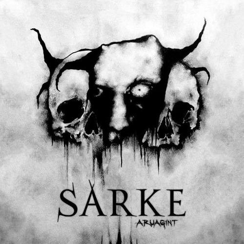SARKE - Aruagint CD Blackened Metal