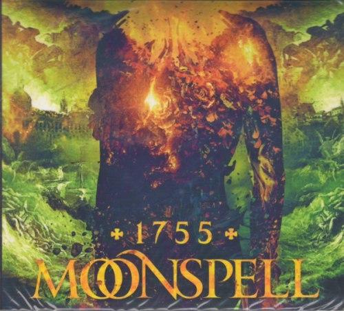 MOONSPELL - 1755 Digi-CD Dark Metal