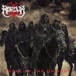 MARDUK - Those of the Unlight CD Black Metal