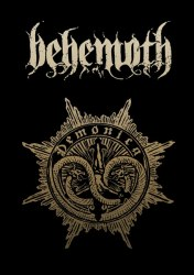 BEHEMOTH - Demonica A5 Digi-2CD Black Metal