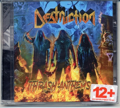 DESTRUCTION - Thrash Anthems II CD Thrash Metal