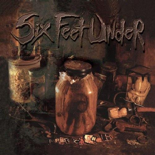 SIX FEET UNDER - True Carnage Digi-CD Death Metal
