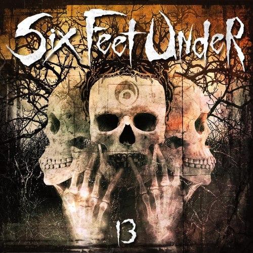 SIX FEET UNDER - 13 CD Death'n'Roll