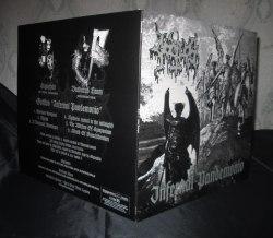 GOTTLOS - Infernal Pandemonio LP Raw Black Metal