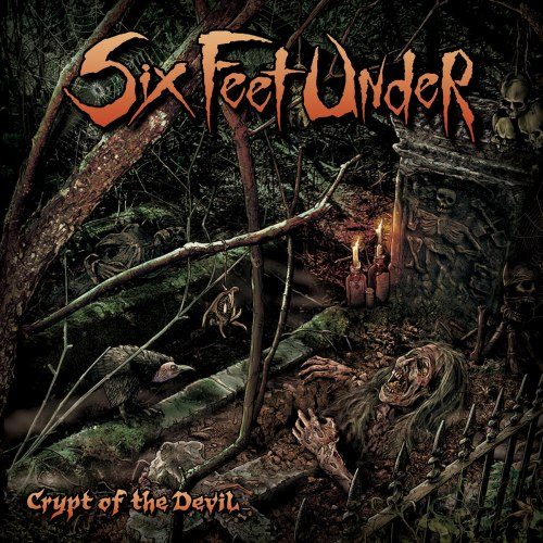 SIX FEET UNDER - Crypt of the Devil Digi-CD Death Metal
