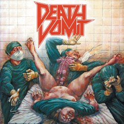 DEATH VOMIT - Death Vomit CD Brutal Death Metal