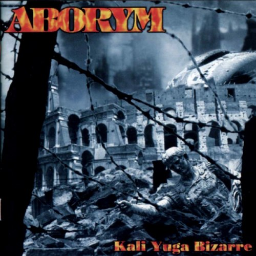 ABORYM - Kaly-Yuga Bizzare CD Industrial Black Metal