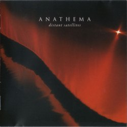 ANATHEMA - Distant Satellites CD Progressive Rock