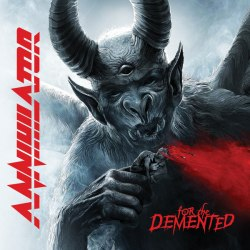 ANNIHILATOR - For the Demented Digi-CD Thrash Heavy Metal