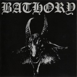 BATHORY - Bathory CD Blackened Thrash Metal