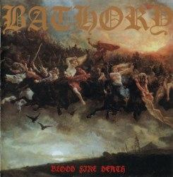 BATHORY - Blood Fire Death CD Thrash Metal