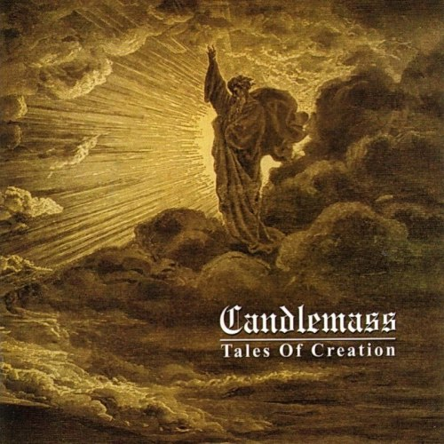 CANDLEMASS - Tales Of Creation 2CD Doom Metal