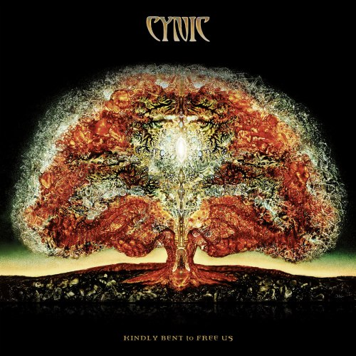 CYNIC - Kindly Bent to Free Us CD Progressive Metal