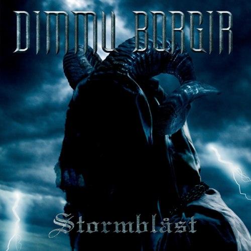 DIMMU BORGIR - Stormblåst MMV CD Symphonic Metal
