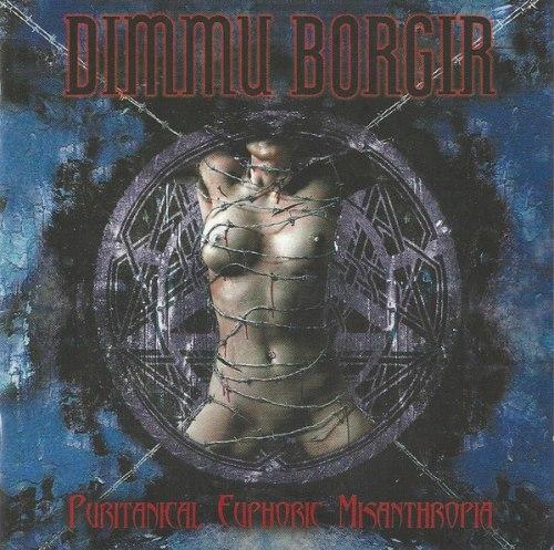 DIMMU BORGIR - Puritanical Euphoric Misanthropia CD Symphonic Metal