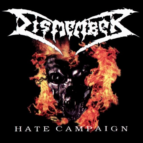 DISMEMBER - Hate Campaign CD Death Metal