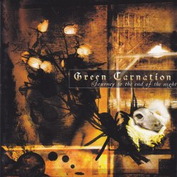 GREEN CARNATION - Journey To The End Of The Night CD Progressive Metal