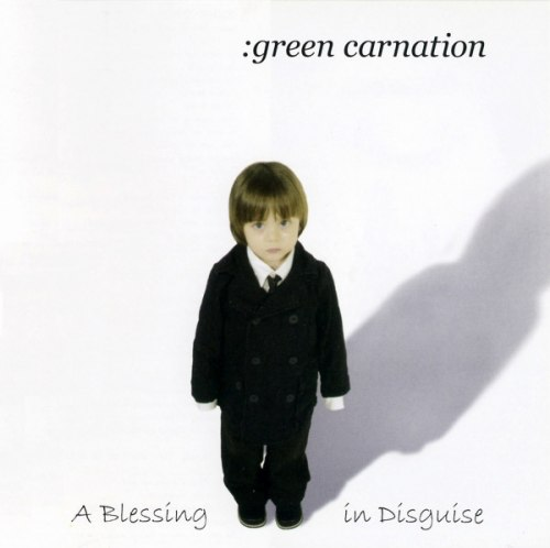 GREEN CARNATION - A Blessing in Disguise CD Progressive Metal