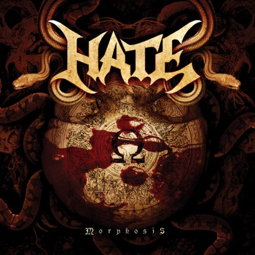HATE - Morphosis CD Blackened Death Metal