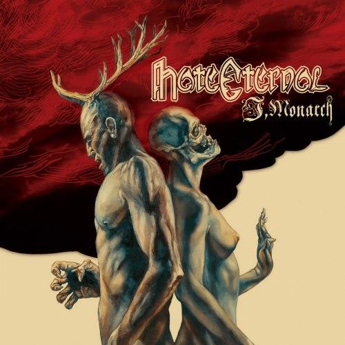 HATE ETERNAL - I, Monarch CD Death Metal