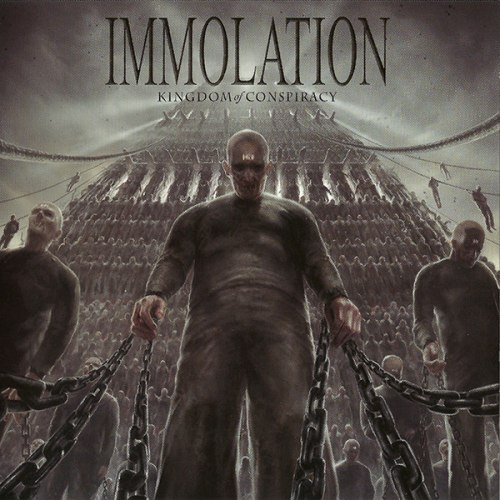 IMMOLATION - Kingdom of Conspiracy CD Death Metal