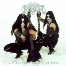 IMMORTAL - Battles in the North CD Nordic Metal