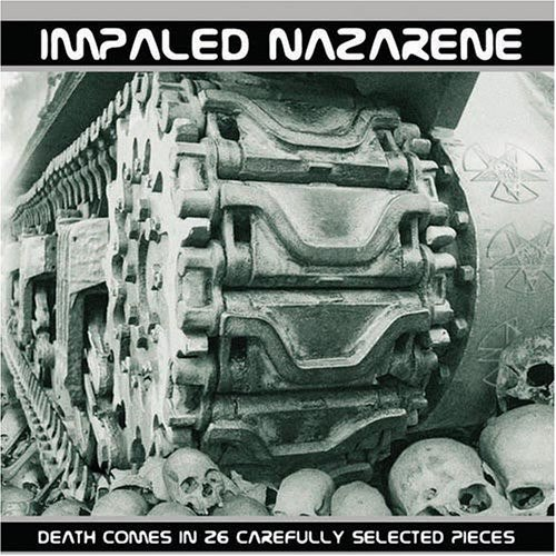 IMPALED NAZARENE - Death Comes In 26 Carefully Selected Pieces CD Blackened Metal
