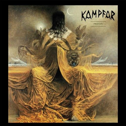 KAMPFAR - Profan CD Nordic Metal