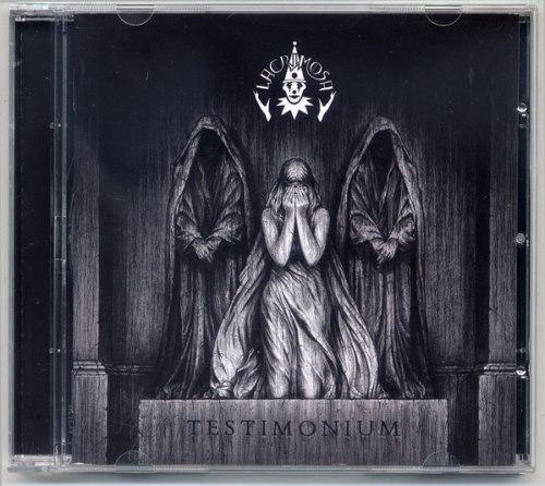 LACRIMOSA - Testimonium CD Gothic Metal