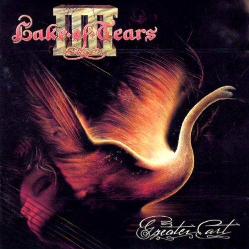 LAKE OF TEARS - Greater Art CD Doom Metal