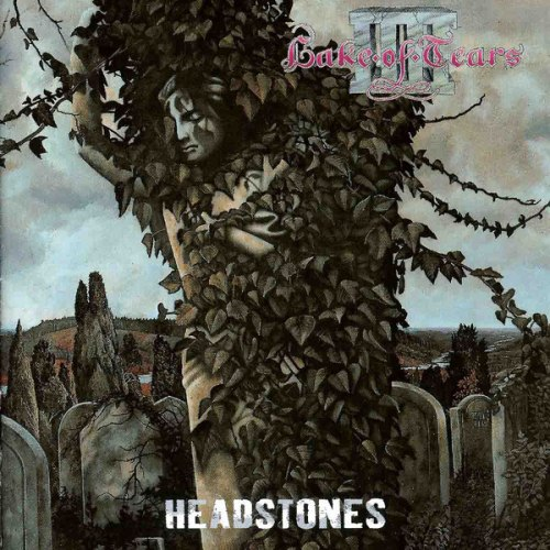 LAKE OF TEARS - Headstones CD Doom Metal