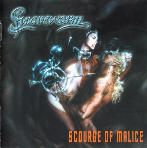 GRAVEWORM - Scourge of Malice CD Dark Metal