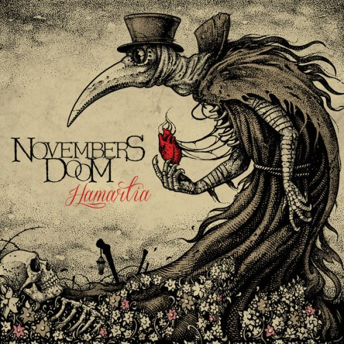 NOVEMBERS DOOM - Hamartia Digi-CD Doom Metal
