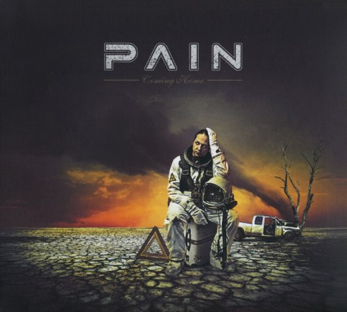 PAIN - Coming Home Digi-CD Industrial Rock