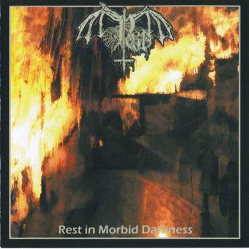 PEST - Rest in Morbid Darkness CD Black Metal