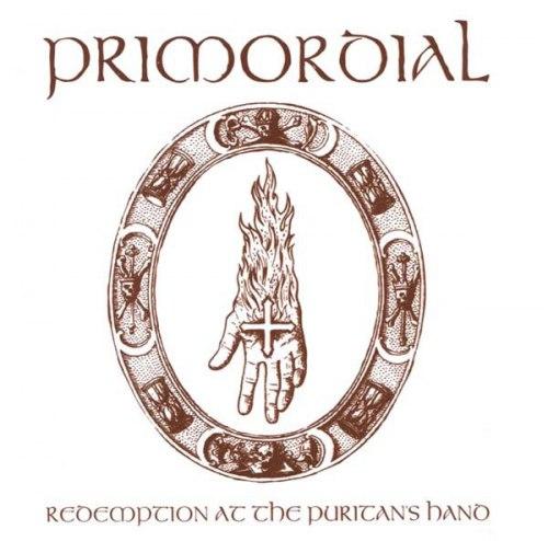 PRIMORDIAL - Redemption At The Puritan's Hand CD Heathen Metal