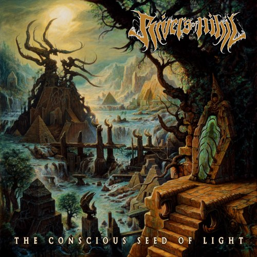 RIVERS OF NIHIL - The Conscious Seed Of Light CD Technical Death Metal