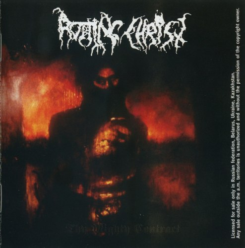ROTTING CHRIST - Thy Mighty Contract CD Dark Metal