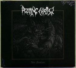 ROTTING CHRIST - Non Serviam Digi-CD Blackened Metal