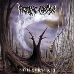 ROTTING CHRIST - Non Serviam CD Blackened Metal
