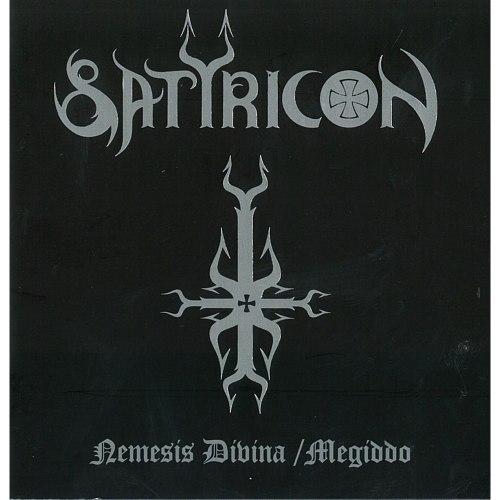 SATYRICON - Nemesis Divina / Megiddo CD Black Metal