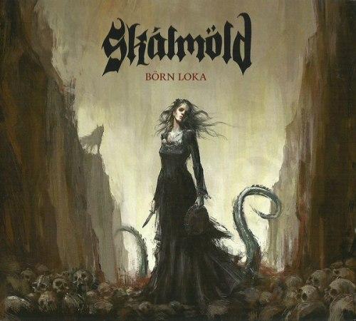 SKALMOLD - Börn Loka CD Viking Metal