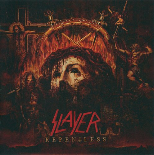 SLAYER - Repentless CD Thrash Metal