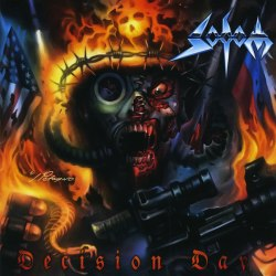 SODOM - Decision Day CD Thrash Metal