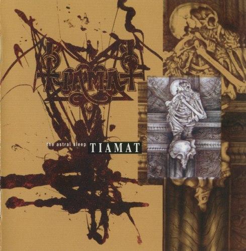 TIAMAT - The Astral Sleep CD Doom Metal