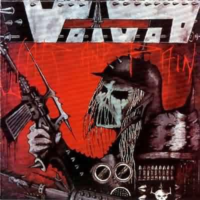 VOIVOD - War and Pain CD Progressive Metal