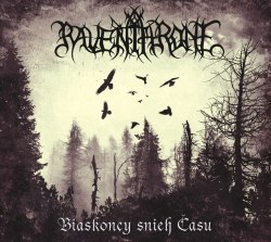 RAVEN THRONE - Biaskoncy snieh Času / Niazhasnaje Digi-CD Atmospheric Metal
