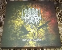 GODS TOWER - Raven Tales (уценённая версия) 4DLP Boxed Set Pagan Folk Doom Metal