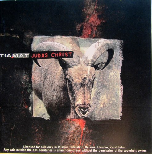 TIAMAT - Judas Christ CD Dark Metal