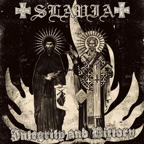 SLAVIA - Integrity And Victory CD Blackened Metal